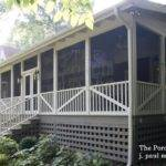 Screened Porch Home Pinterest