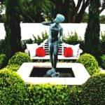 Sculptures Modern House Plans Pool Second Sun