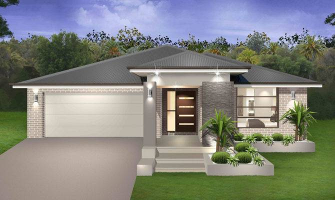 Seachange Single Storey Marksman Homes Illawarra