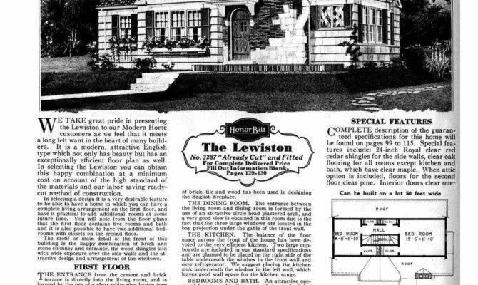 Sears Catalog Homes Pinterest