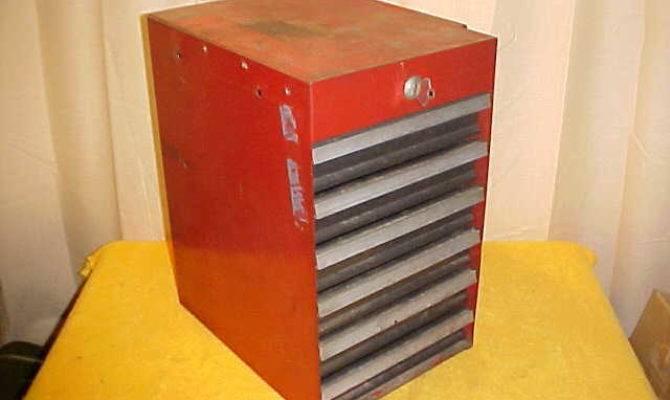 Sears Craftsman Drawer Side Cabinet Tool Box Key Ebay