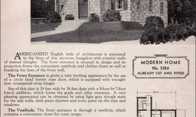 Sears House Plans Martha Washington Dutch Colonial Revival