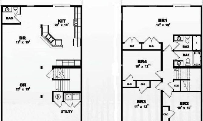 Seaside Heights Modular Home Floor Plan
