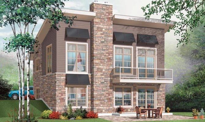 Seaside House Plan Chp Coolhouseplans
