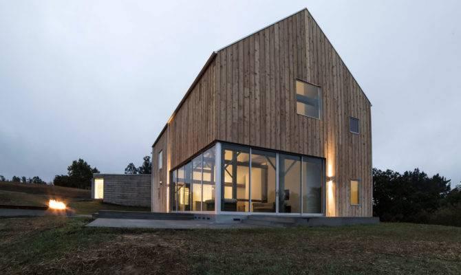 Sebastopol Barn House Anderson Architecture