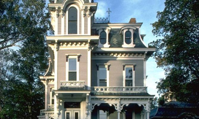 Second Empire Architecture New Hampshire