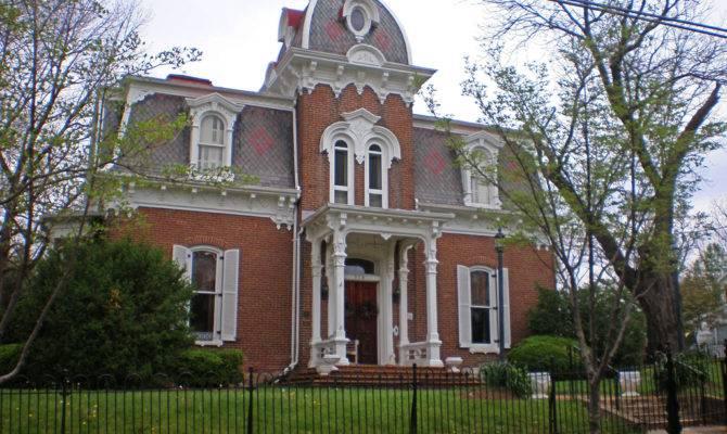 Second Empire Home Also Impressive Historic