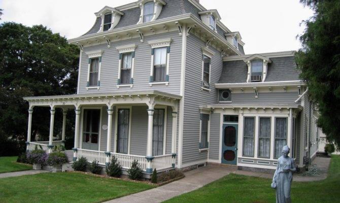 Second Empire Mansard House Plans Grotonbankha
