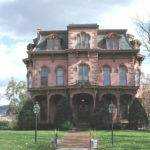 Second Empire Mansard Style Phmc Pennsylvania