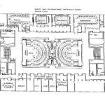 Second Floor Plan First White House Next