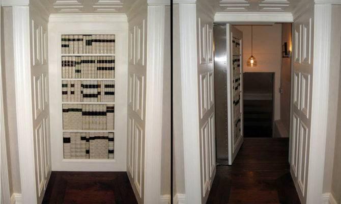 Secret Passageways Houses Creative Home Engineering