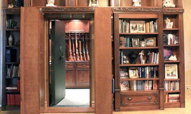 Secret Rooms Passages Popular Custom Home Feature