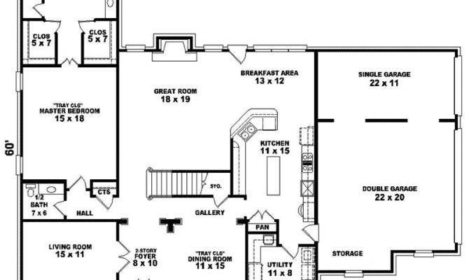 Seldovia Southern Colonial Home Plan House