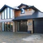 Self Build Home Integrated Garage