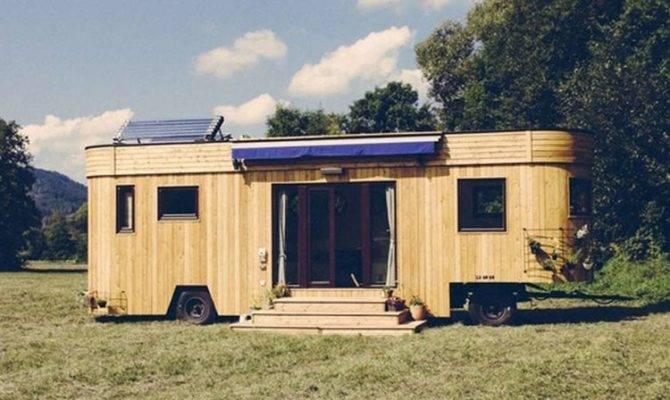 Self Sufficient Trailer Homes Wohnwagon