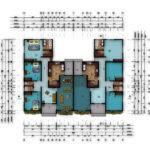 Semi Detached Bedroom House Plans Design Planning Houses