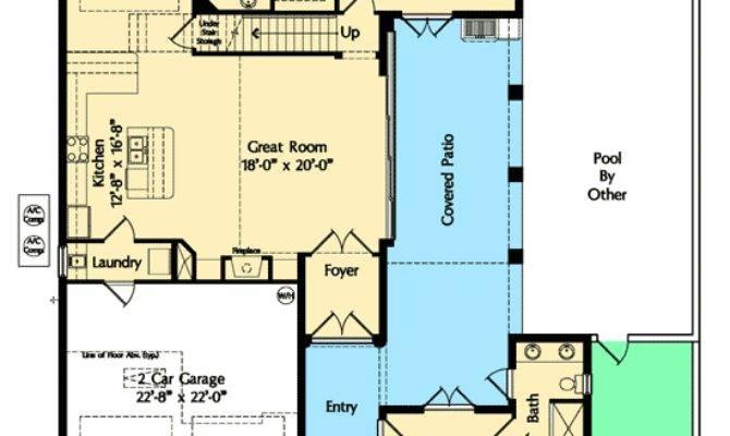 Separate Guest Casita Floor Master Suite
