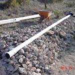 Septic Drain Field Pipe