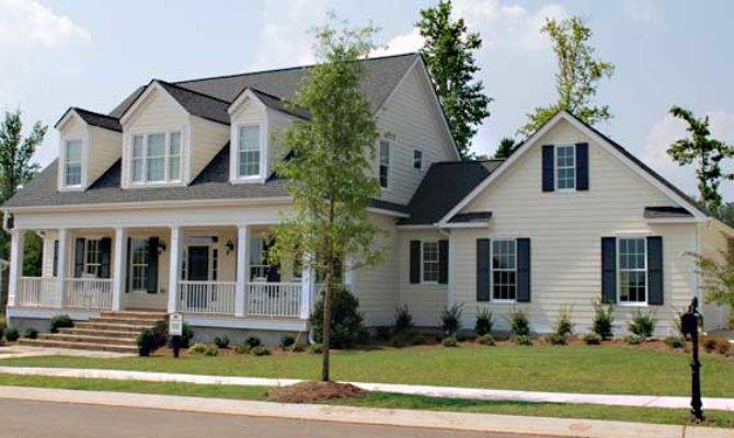 Seven Pines Mitchell Ginn Southern Living House Plans