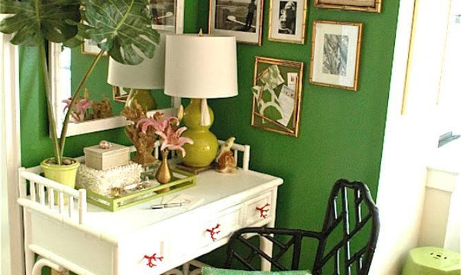 Shades Green Verdant Spring Decorating Palette