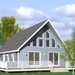 Shadyside Modular Home Floor Plan