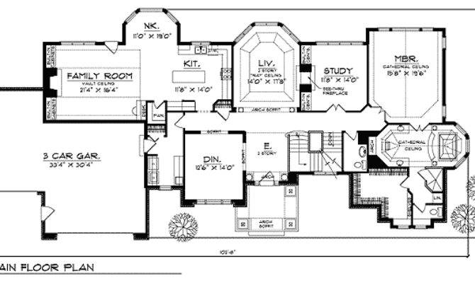 Shallow Lot Pleaser Architectural Designs
