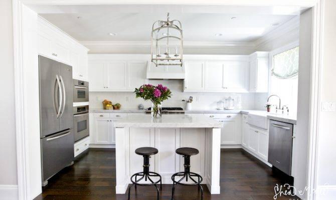 Shape Kitchen Island Design Ideas