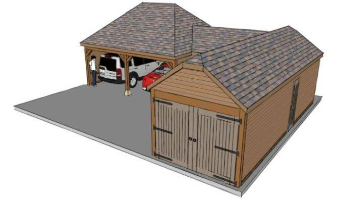 Shaped Garage Scheme Stable Company