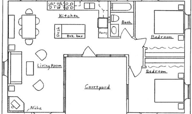 Shaped Home Plans House Designs