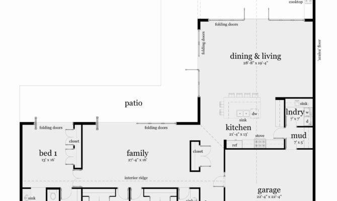 Shaped House Plans Garage Rent Near