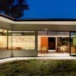 Shaped House Plans Modern Plan