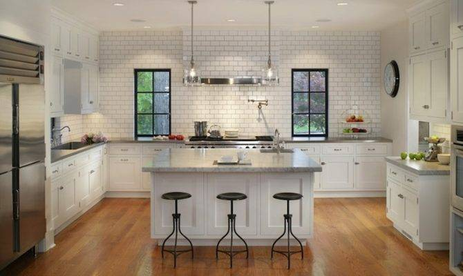 Shaped Kitchens Features Benefits Kitchen Design