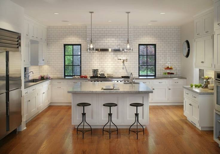 Shaped Kitchens Features Benefits Kitchen Design