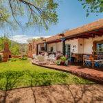 Sharyn Bey Turchin Purchased Pueblo Style Home Santa