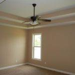 Shea Crossing Master Bedroom Tray Ceiling