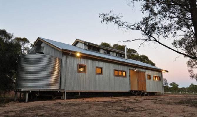 Shearing Shed House Winning Homes