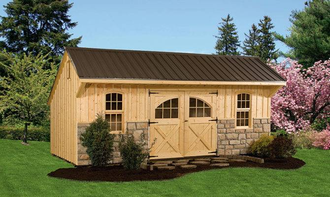 Shed Designs Top Custom Features Your Garden Storage