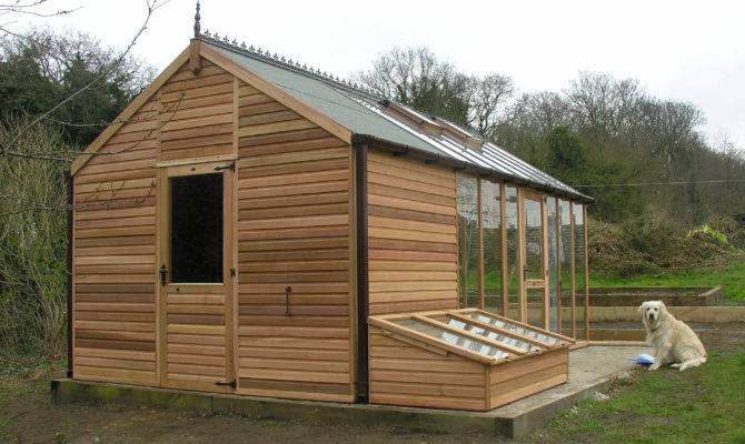 Shed Optional Extras Include Aluminium Capping Door Long Side