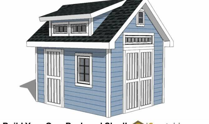 Shed Plans Building Your Own Storage