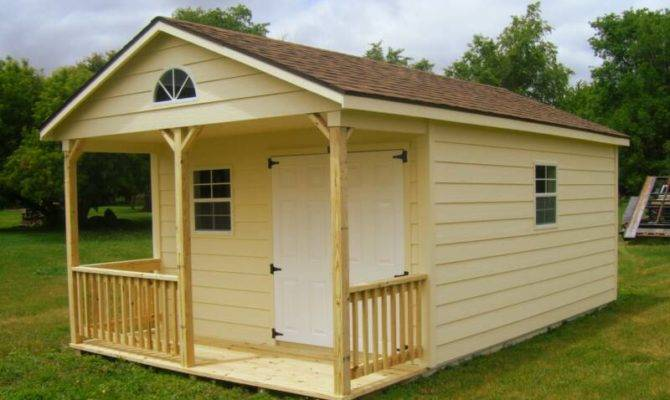 Shed Plans Construct Wood Storage Buildings Cool