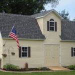 Sheds Unlimited Inc Two Story Garage Legacy Maxibarn