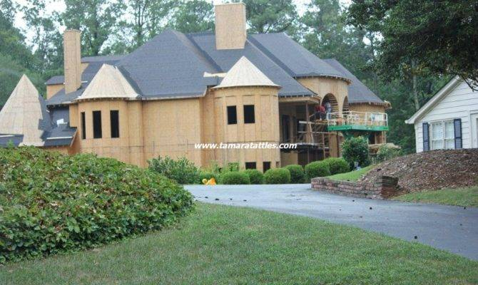 Sheree Whitfield New House