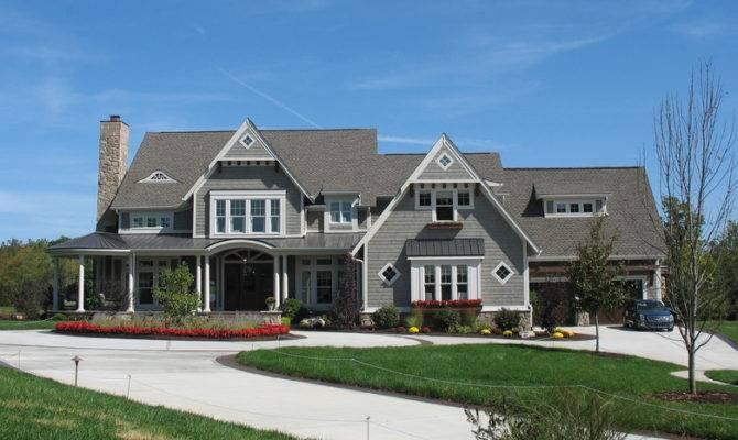 Shingle Home Plans House More