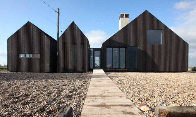 Shingle House Dungeness Home Nord Architect