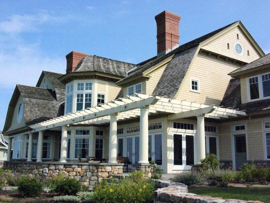 Shingle House Plans Photos