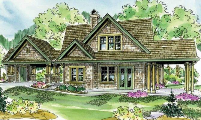 Shingle Style House Plans Cottage Porte