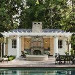 Shingle Style House Plans Swimming Pool
