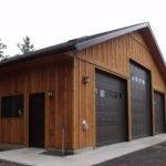 Shop Garage Michael Taylor Construction