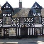 Shop Sale Tudor House Tea Rooms High Street Cheadle Stoke