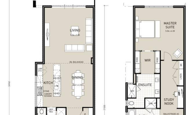 Shotgun House Plans Modern Plan